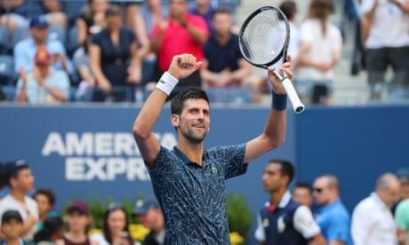Djokovic steers past Millman in US Open quarters