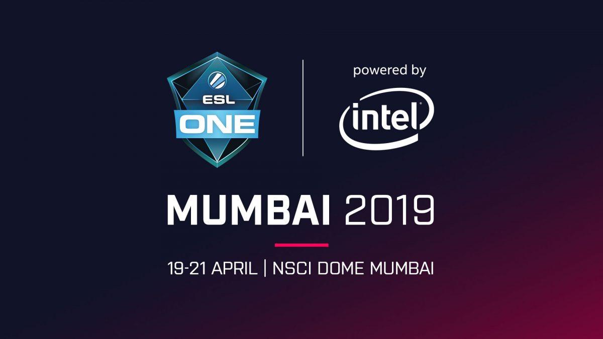Dota 2 ESL One Mumbai announced with $300K prize pool