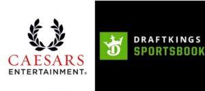 DraftKings and Caesars sign multi-year partnership