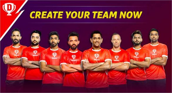 Dream11 signs 7 players from 7 teams for current IPL season