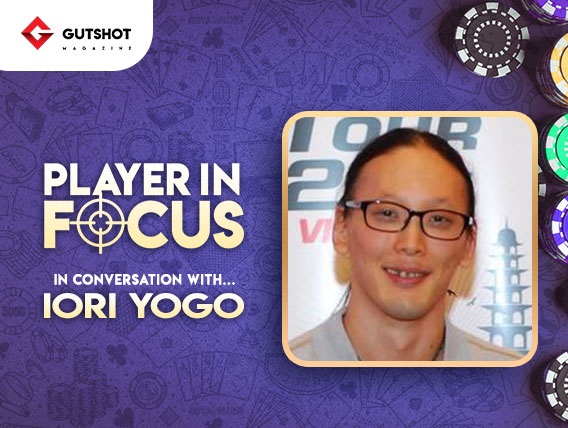 EXCLUSIVE Japan's Iori Yogo reflects on a successful 2018
