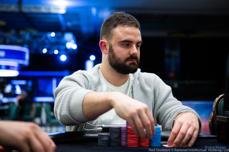 England's Lucas Reeves leads PCA $25K HR Day 1