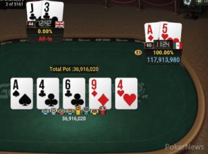WSOP Online: 'ChilaxChuck', '800-522-4700' claim big!