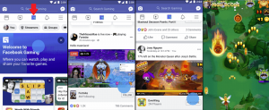 Facebook to add dedicated 'Gaming' icon on navigation bar 1