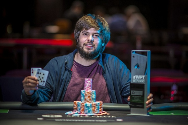 Francisco Lopes WPTDeepStacks Portugal Winner