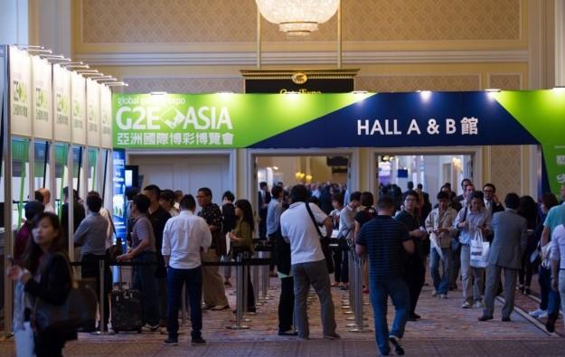G2E Asia Begins Today