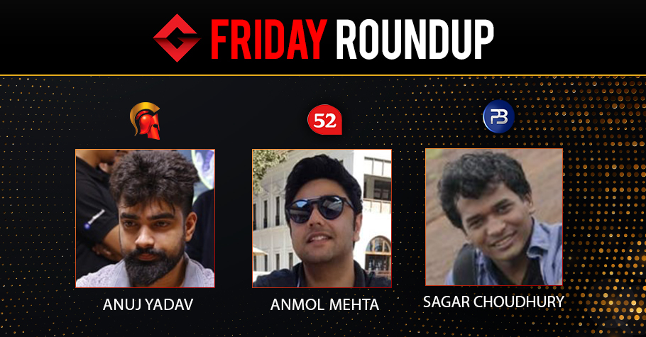 Friday Roundup: Online regs win more titles last night
