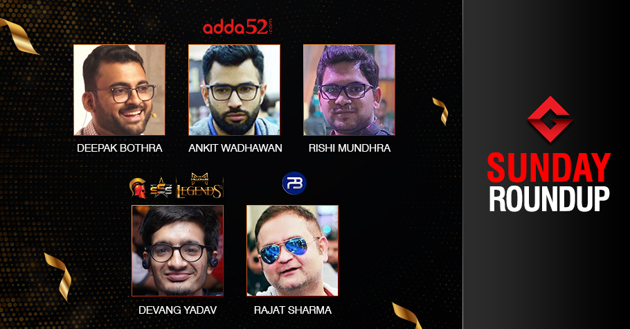 Sunday Roundup: Devang Yadav is the new Millionaire Legend!