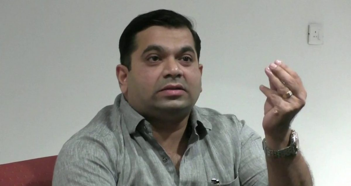 Goa Congress points out Rohan Khauntes hypocrisy