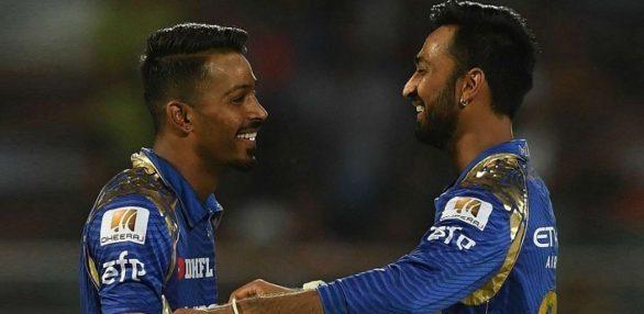 Hardik and Krunal Pandya now HalaPlay ambassadors