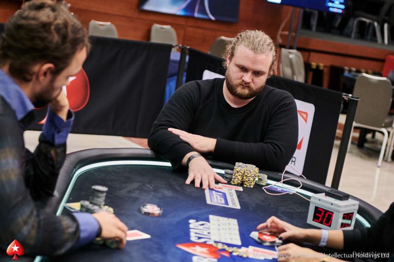 Henrik Hecklen wins €10,300 EPT Prague HR