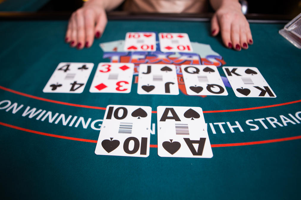 How to be a 'stud' at poker