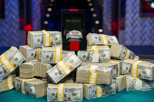 How to handle Poker wealth wisely