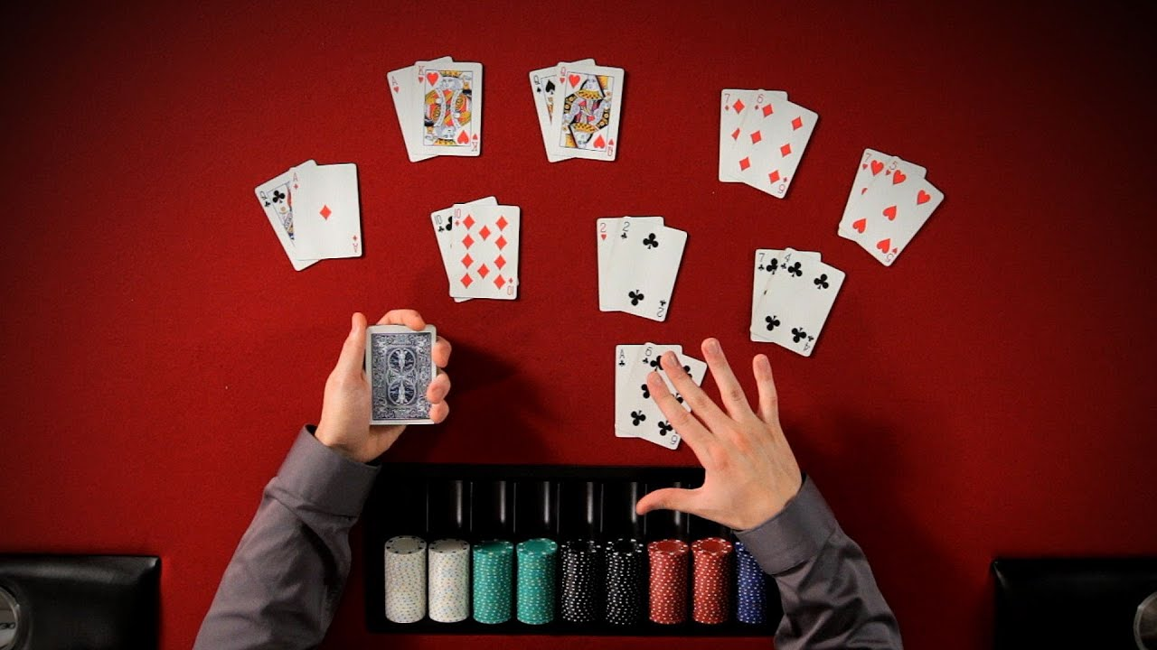 How to learn to play Poker from videos