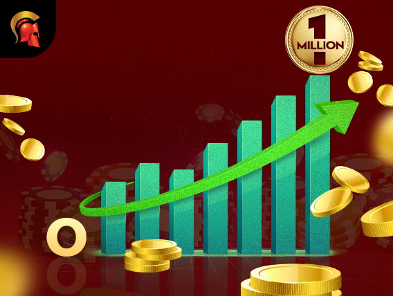 How to make your first million in online poker