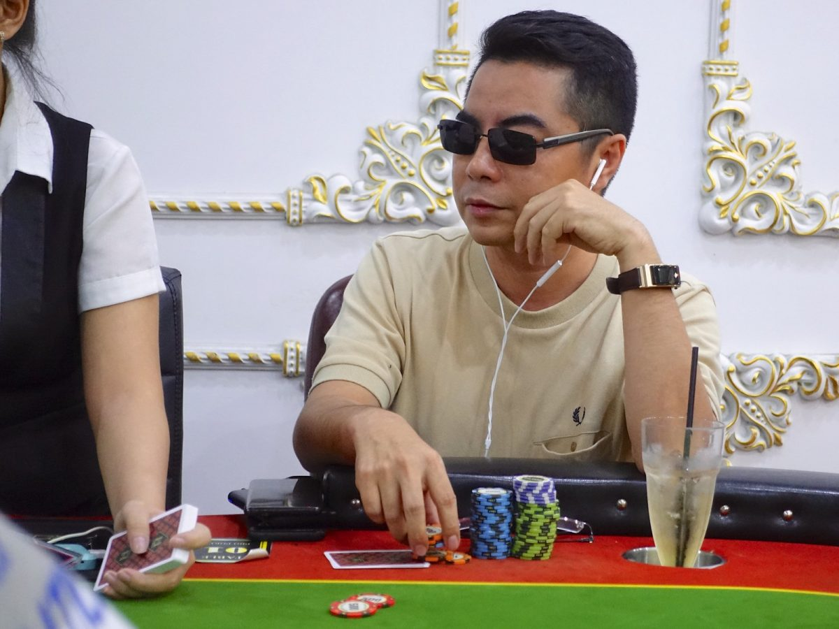 Huynh Tan Dung leads WPT Vietnam Day 1C; 4 Indians progress
