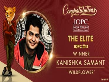 IOPC Day 8 Kanishka Samant wins The Elite