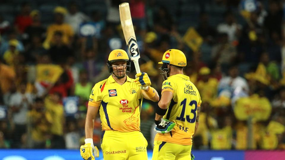 IPL 2018: Chennai Win and Top Points Table