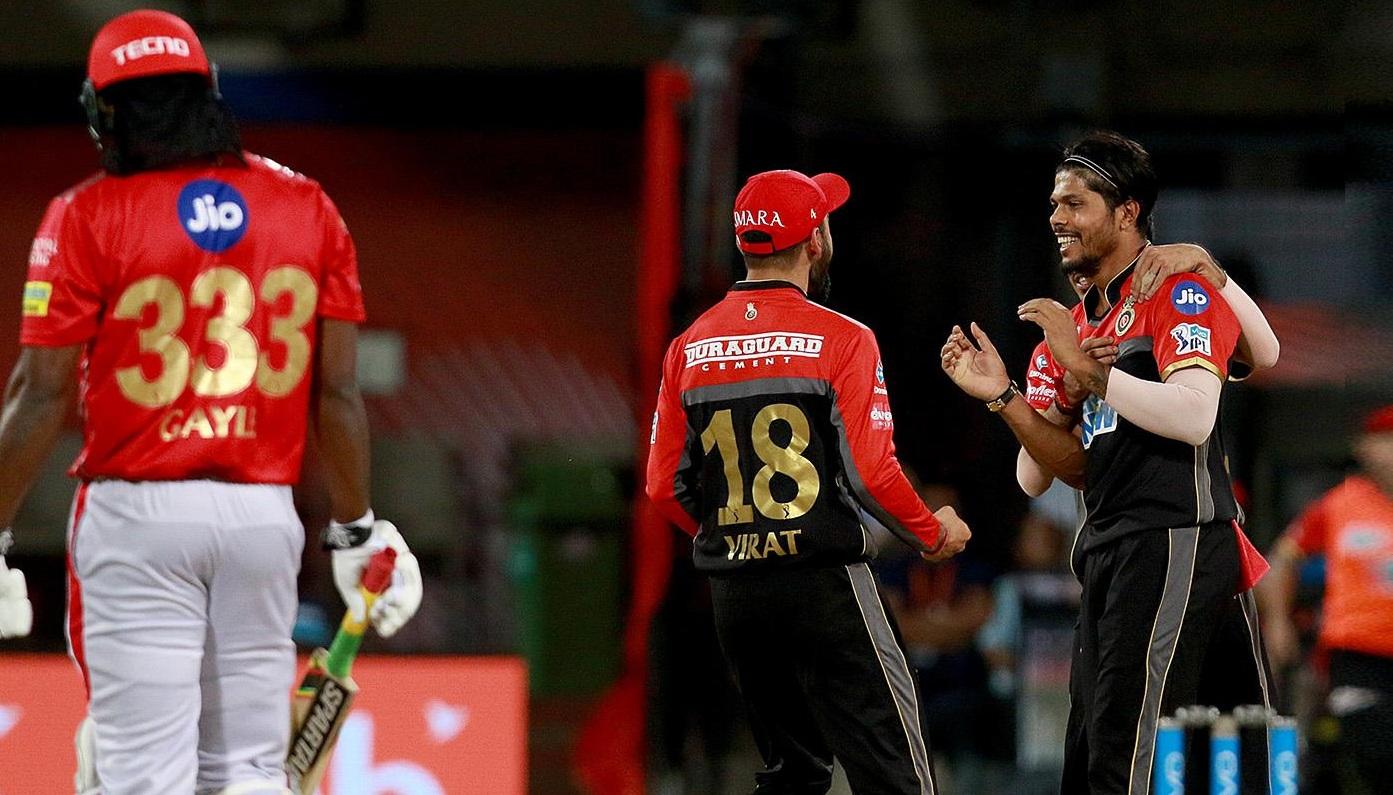 IPL 2018 RCB finally manage consecutive wins
