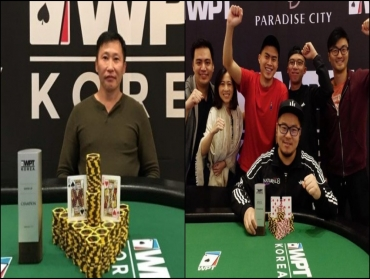Igor Kim and Danny Tang among winners at WPT Korea 2019