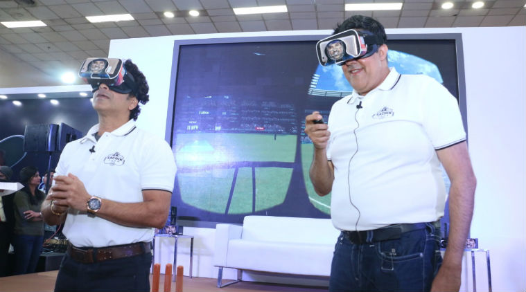 India's first multiplayer cricket VR game launched