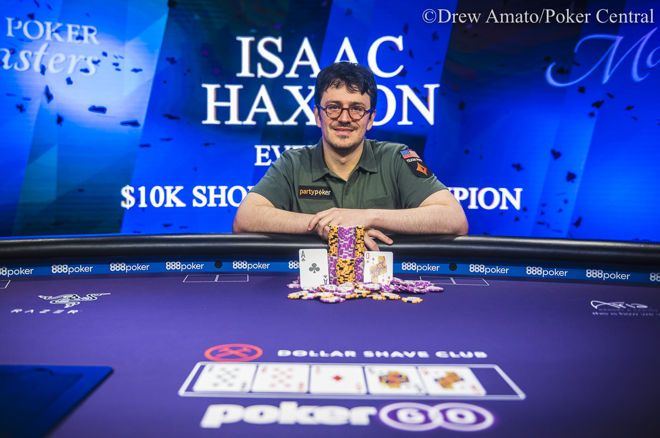 Isaac Haxton wins Poker Masters Event #4