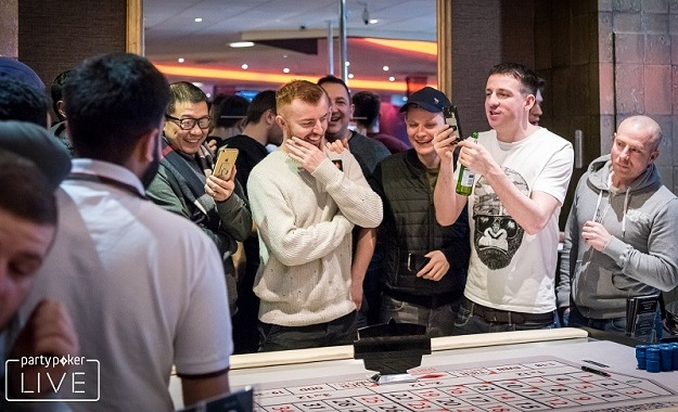 Jake Cody Puts Entire Tournament Winnings on Roulette