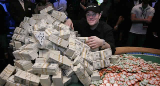 The biggest poker wins in WSOP history