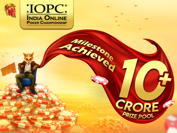 January 2019 IOPC ends with 10+ Crore given away in prizes!