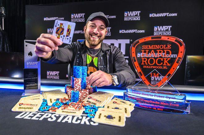Jason Young wins WPTDeepStacks Hollywood ME