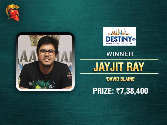 Jayjit Ray