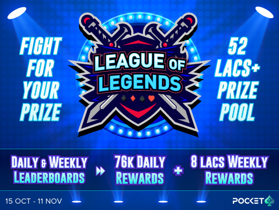 Join The League of Legends & Win Prizes Worth Over 52L!