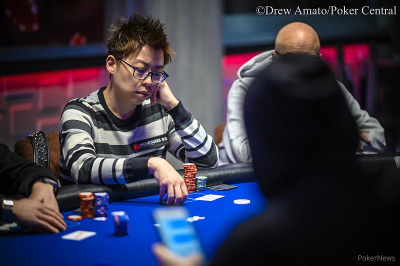 Joseph Cheong leads Final 6 in USPO $10k NLH