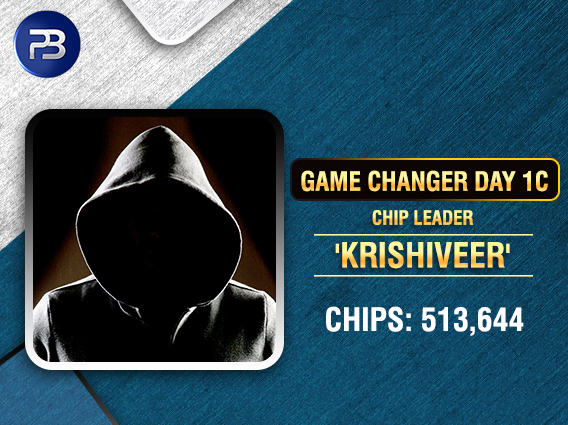 Kamal Bhatter leads Game Changer 1C; 3.7+CR in prize pool