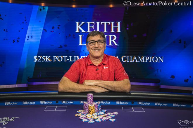 Keith Lehr takes down Poker Masters Event #3
