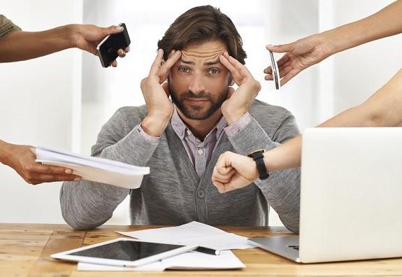 Kill Stress, Reduce Pressure