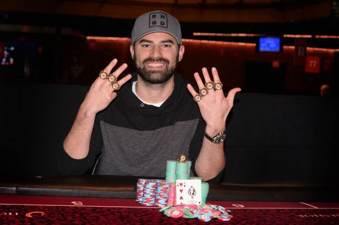 Kyle Cartwright bags 8th WSOPC ring in Tunica