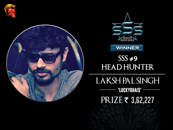 Laksh Pal Singh wins SSS Day 2 Head Hunter; 3 others win
