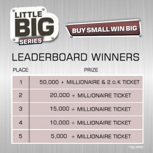 Little Big Series returns to The Spartan Poker this May2