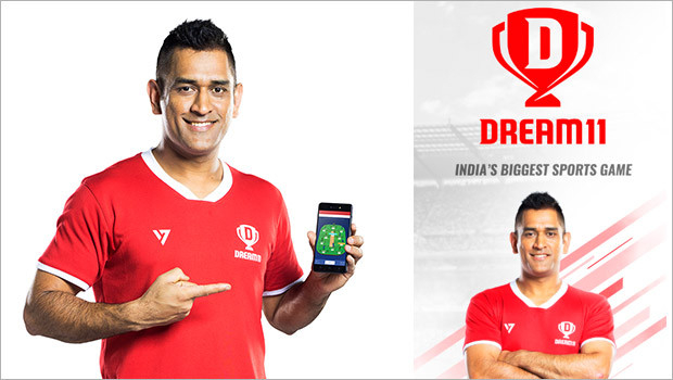 MS Dhoni Joins Dream11 as Brand Ambassador