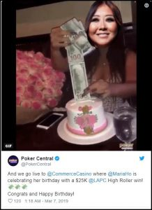 Maria Ho wins 2019 LA Poker Classic $25k High Roller_3