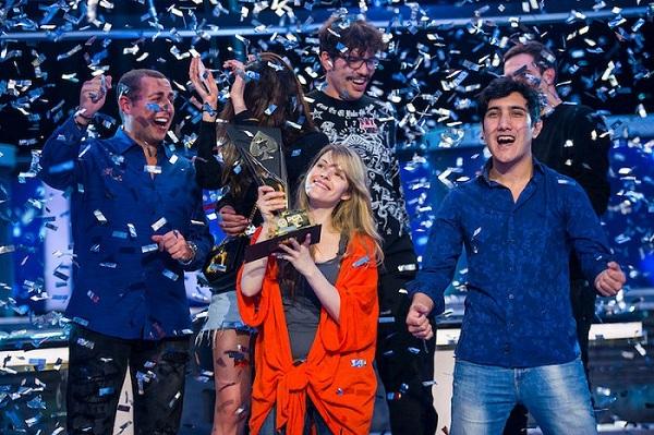 Maria Lampropulos PCA 2018 Winner