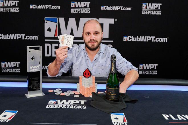 Martin Gaudreault-Remillard Wins WPTDS Montreal