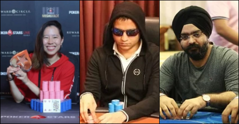 Meiling wins Manila MegaStack 12; Indians finish 3rd, 4th