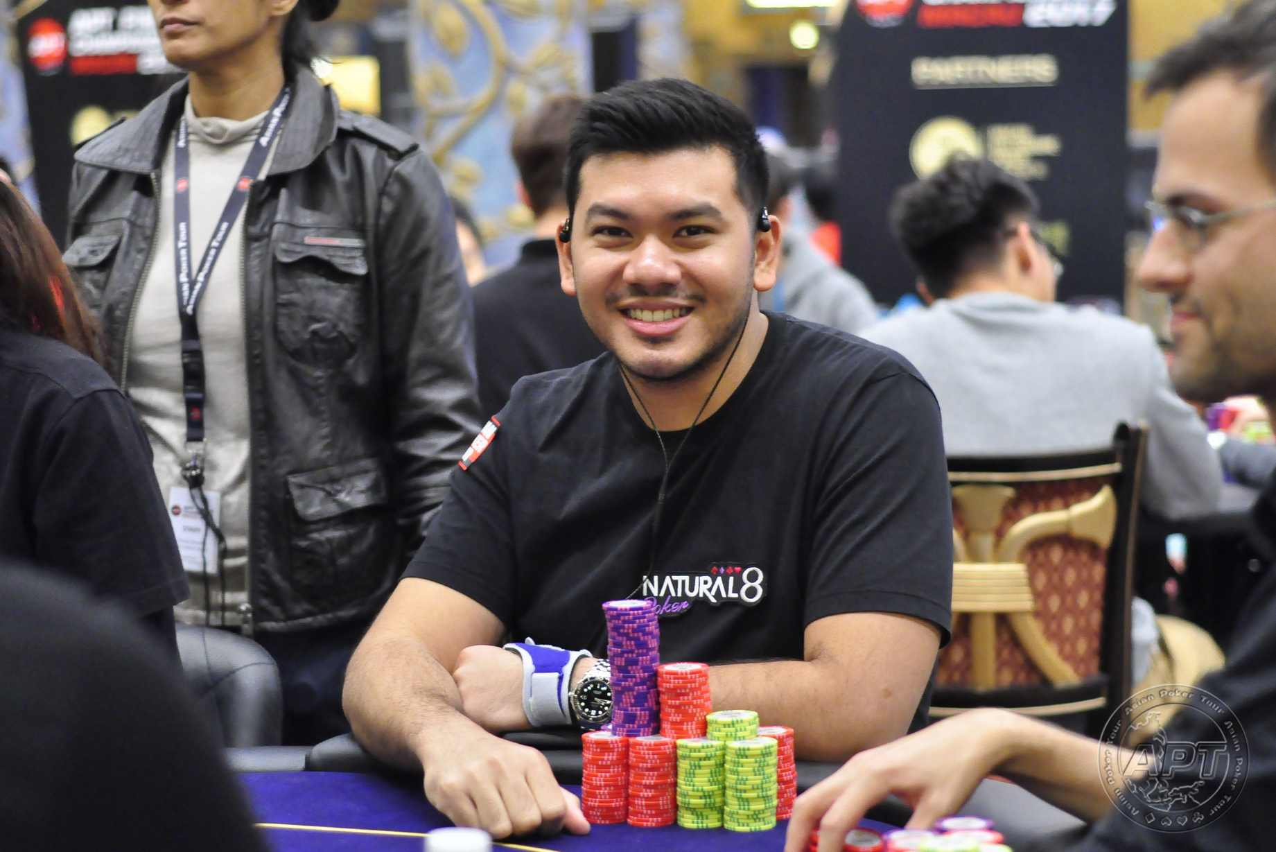 Michael Soyza on career-best run on Natural8