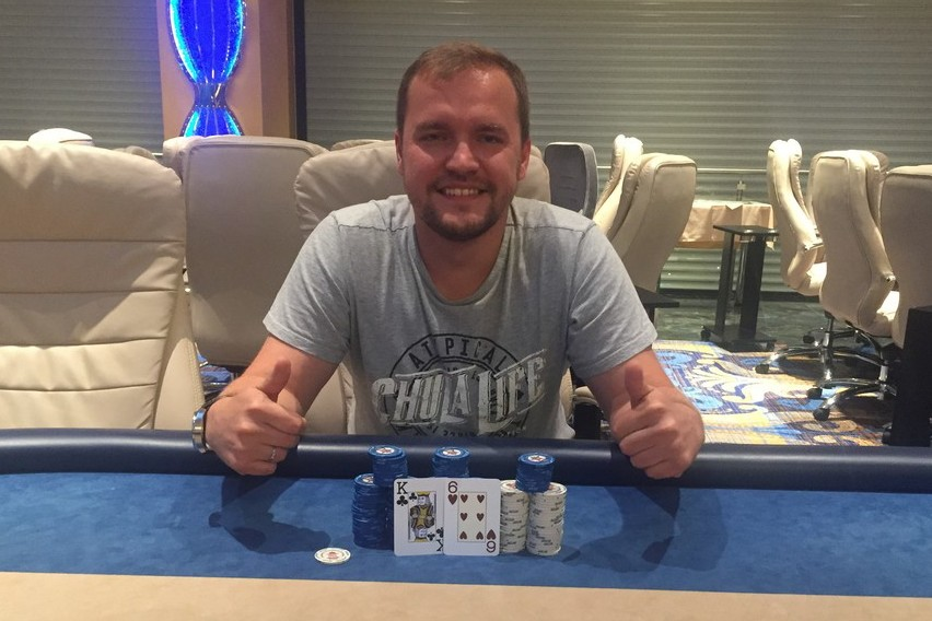 Mikhail Ivanov wins TIPS Turbo Freezeout Event