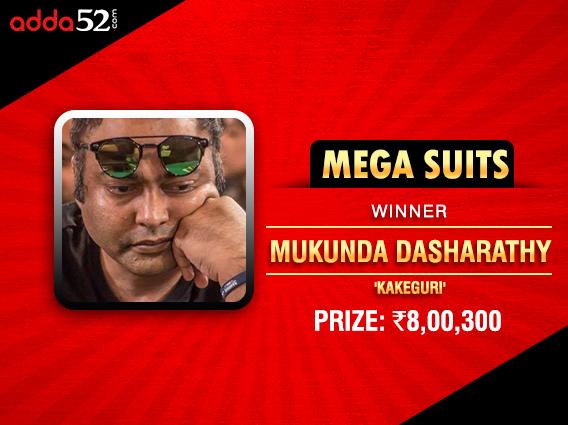 Mukunda Dasharathy New