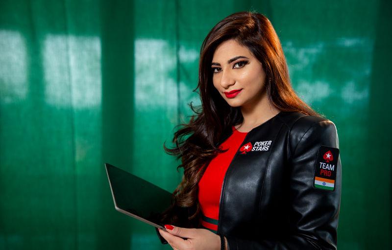 Muskan Sethi Signed As PokerStars Team Pro