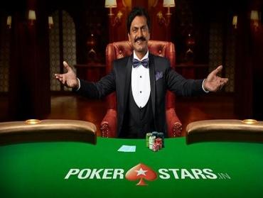 Nawazuddin Siddiqui now ambassador of PokerStars India