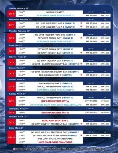 New Caledonia Poker Open to kick off today_2